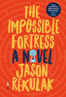 The Impossible Fortress, Jason Rekulak