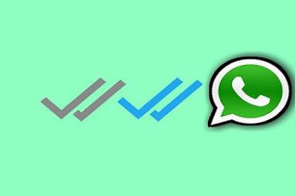 5+ Cara Menghilangkan Centang Biru di Whatsapp
