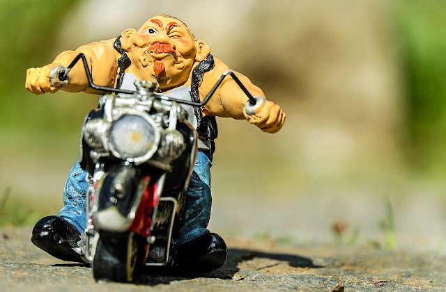 Used Motorcycle - Homies Hacks