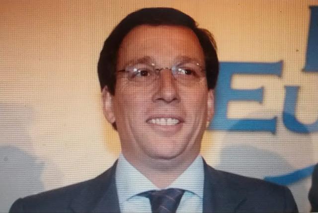 """Martínez Almeida """"Los fines que tenía ETA y ERC son los mismos. Ambos quieren romper la unidad de España"""""""