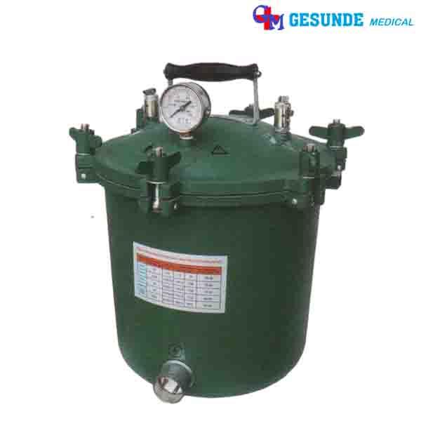 Alat Sterilisator Medis Kapasitas 16 Liter