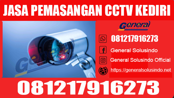 Jasa Pemasagan CCTV Kandangan Kediri
