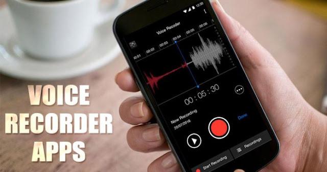 أفضل 10 تطبيقات تسجيل صوتي مجانية للأندرويد في 2020