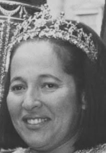 pearl diamond tiara morocco princess lalla aicha