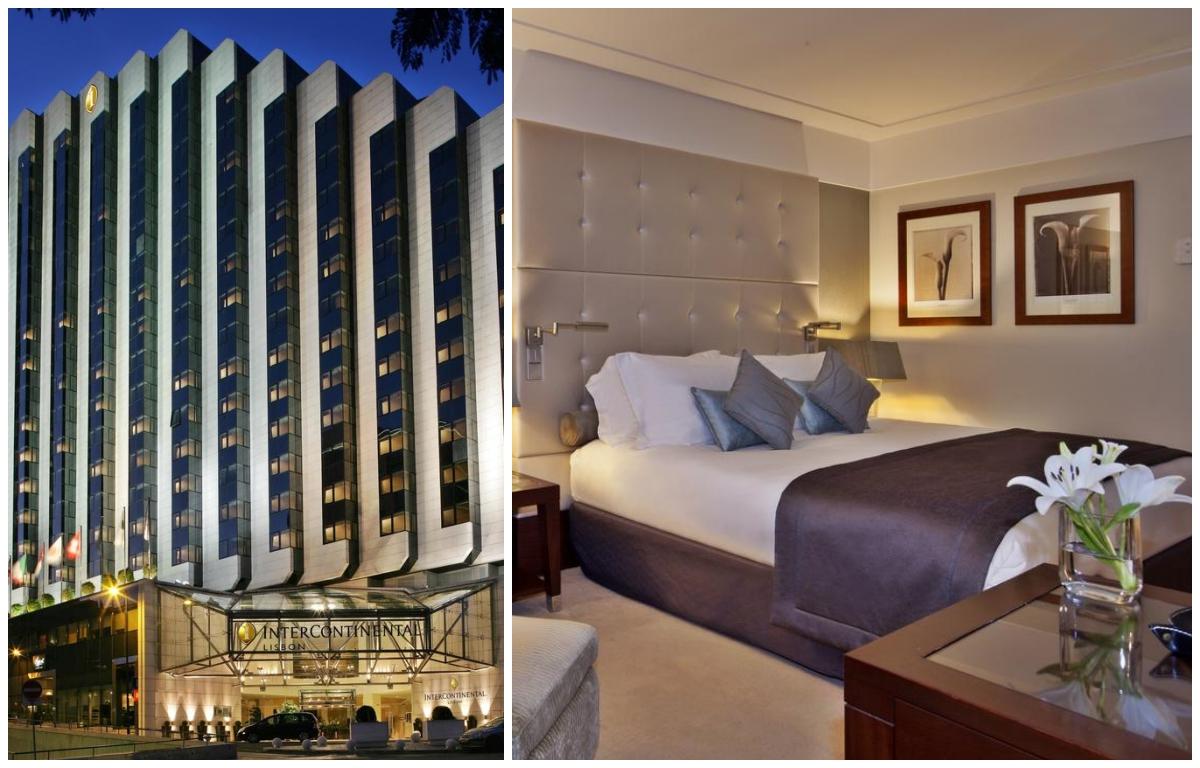 InterContinental Lisbon Dicas de hotéis: Onde se hospedar em Lisboa por bairros