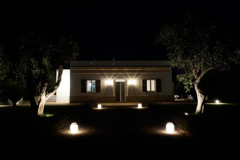 Insite Studio trasforma una vecchia abitazione degli anni '50 nel Salento