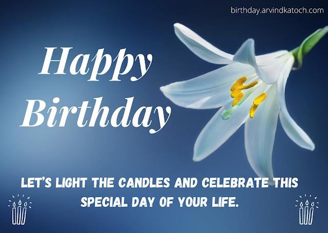 Lily,flower,birthday card,