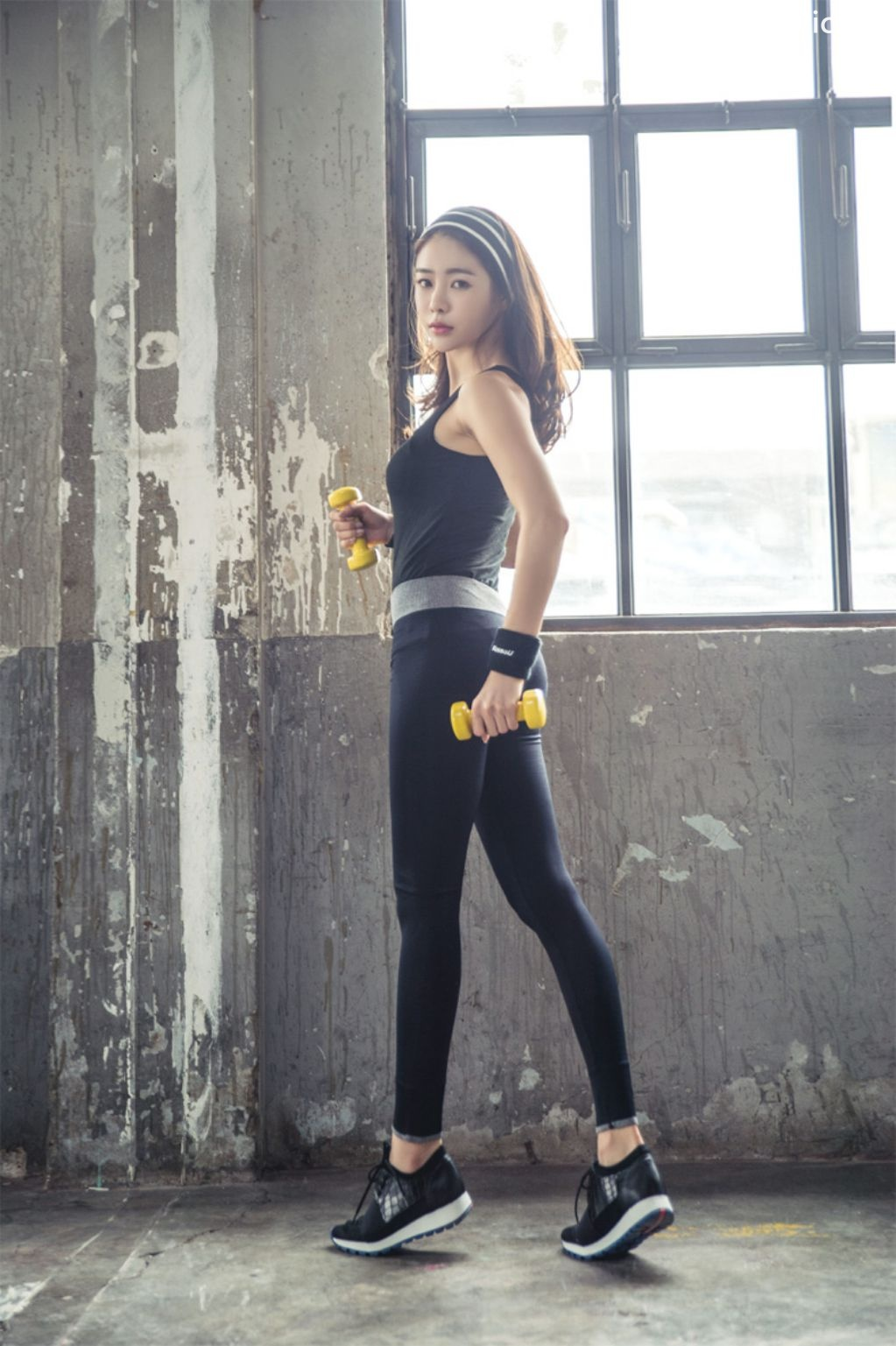 Image Korean Beautiful Model - An Seo Rin - Fitness Fashion Photography - TruePic.net - Picture-4