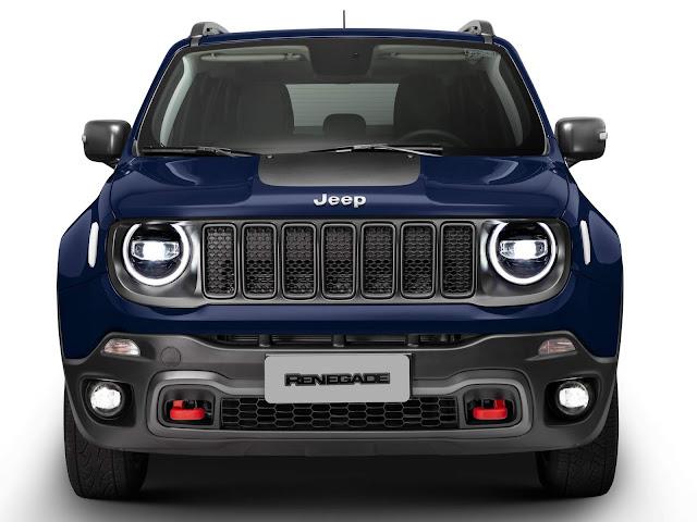 Jeep Renegade 2020 Trailhawk