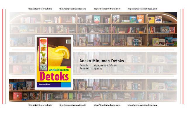 Aneka Minuman Detoks