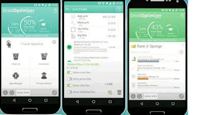 تطبيق Mobile Optimizer Pro لتسريع هاتفك الاندرويد بسهولة (النسخة المدفوعة) 2020