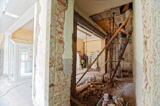 renovations North Wales