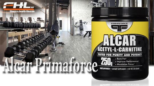 Alcar Primaforce ацетил л карнитин отслабване