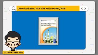 download ebook pdf buku digital pai kelas 9 smp/mts