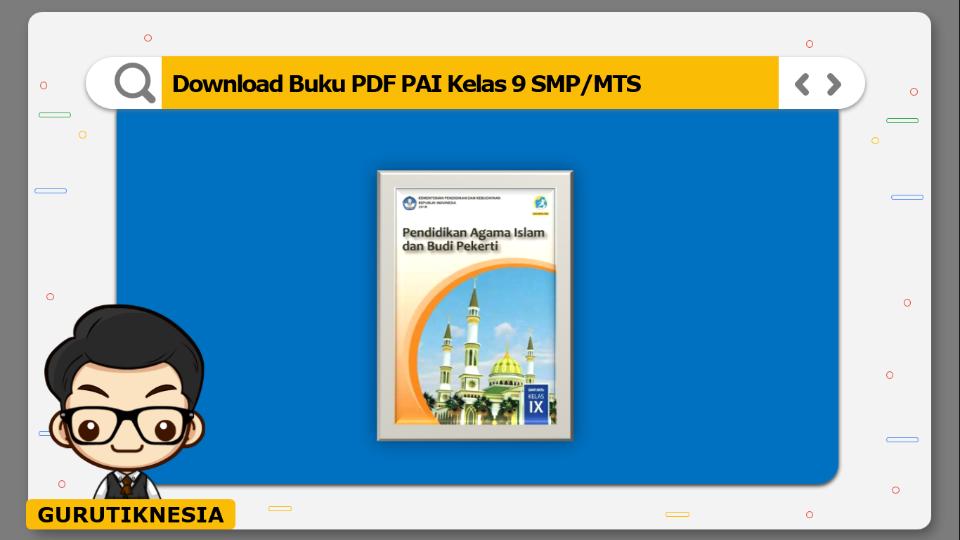 download  buku pdf pai kelas 9 smp/mts