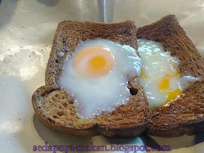 soft boiled omega eggs on toast