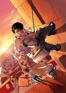 تقرير ون شوت هجوم العمالقة: لا ندم - المقدمة Shingeki no Kyojin: Kuinaki Sentaku - Prologue
