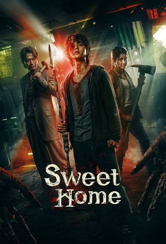 Sweet Home S01 2020 Hindi Dubbed Full Complete NF Web Series 720p WEB-DL ESub