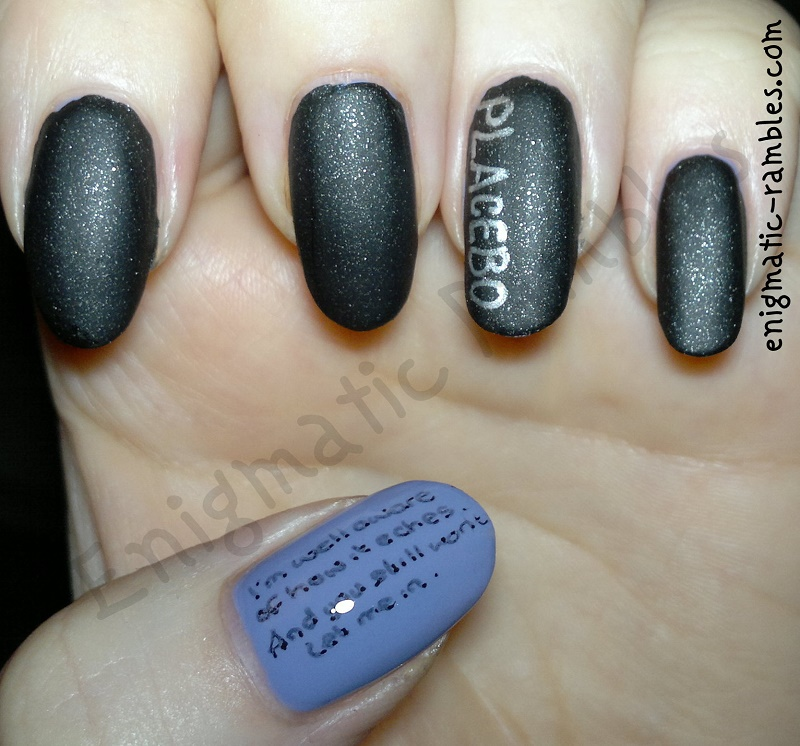 Placebo-Song-to-Say-Goodbye-Nails-Nail-Art