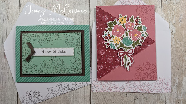 Jemini Crafts Bouquet of Hope card kit