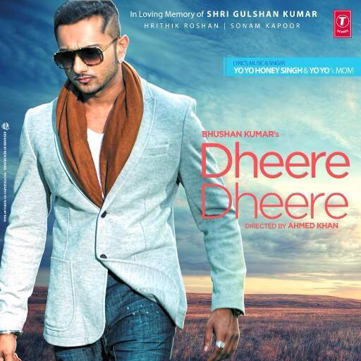 Dheere Dheere Se Meri Zindagi Lyrics- Honey Singh, Hritik Roshan- Hindi Song
