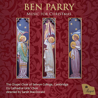 Ben Parry: Music for Christmas - Regent Records