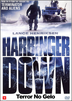 8 - Harbinger Down: Terror no Gelo