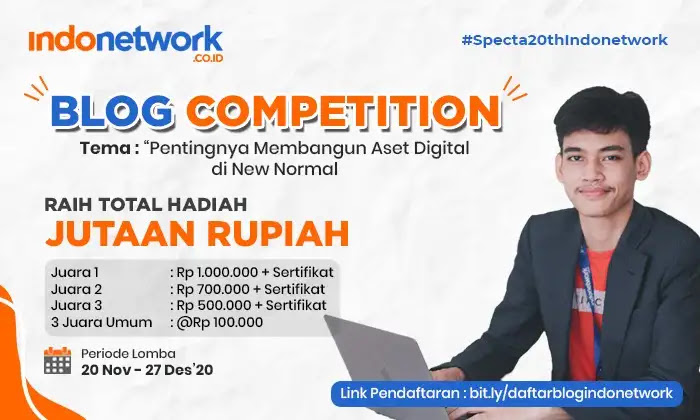 Lomba Blog IndoNetwork