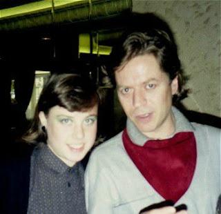 Robert Palmer's ex-wife Susan Eileen Thatcher