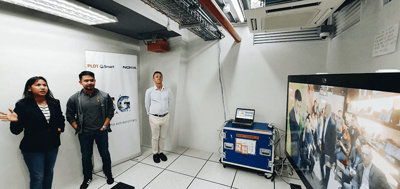 """Smart makes first """"pure 5G"""" call in Southeast Asia"""