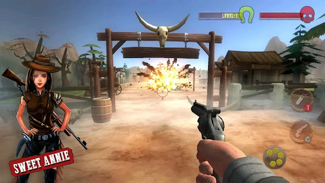 Call of Outlaws offline shooting games