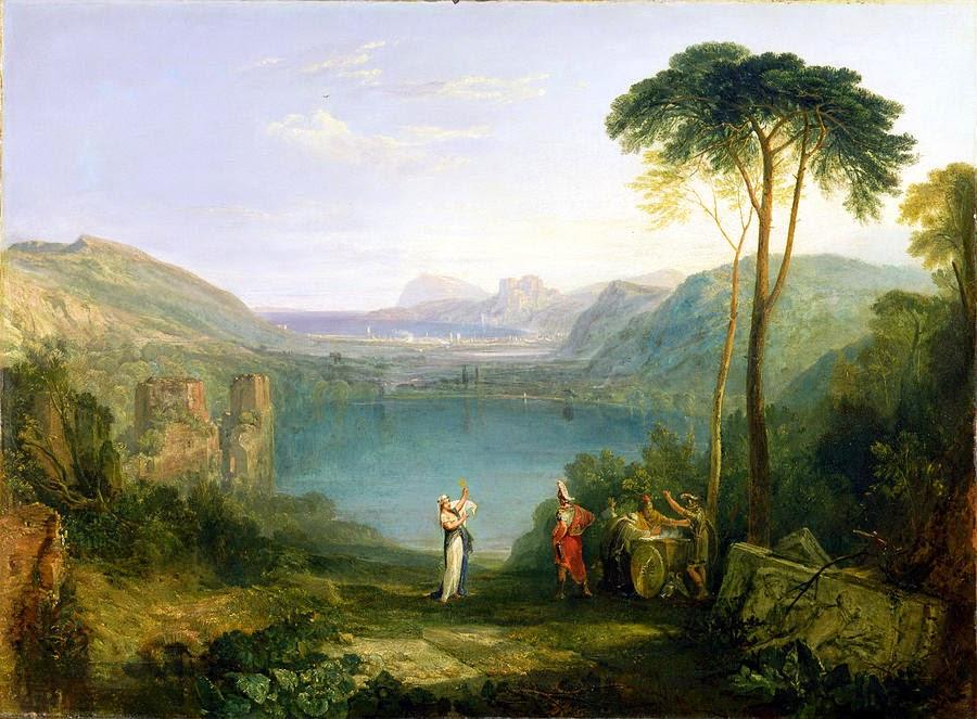 Avernus Lake Italia