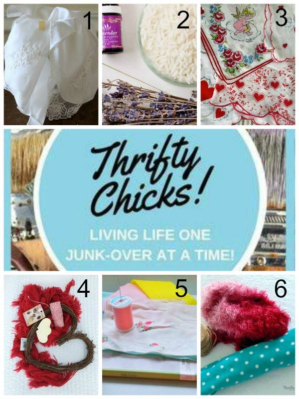Thrifty Chicks Group Scarf or Hankie Challenge