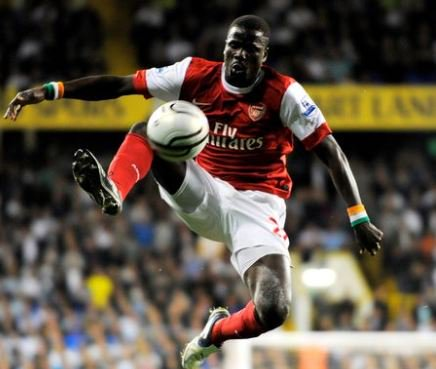 Broke ex-Arsenal star Emmanuel Eboue gets coaching job at Galatasaray, after losing all of his assets to estranged wife