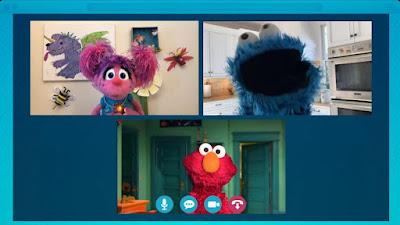 Sesame Street Elmo's Playdate