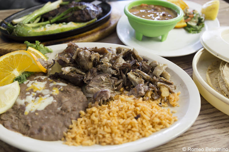 Duron's El Zarape Grill Carnitas Best Mexican Restaurants in Yuma AZ