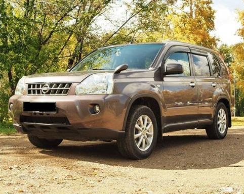 Nissan X-Trail Bekas