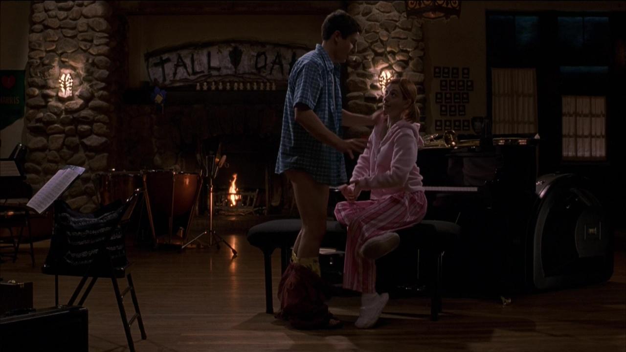 Auscaps Jason Biggs Nude In American Pie 2-6363
