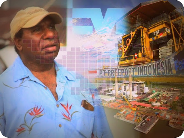 Silas Natkime Nilai Freeport Indonesia Cerdaskan Masyarakat Amungme Kamoro