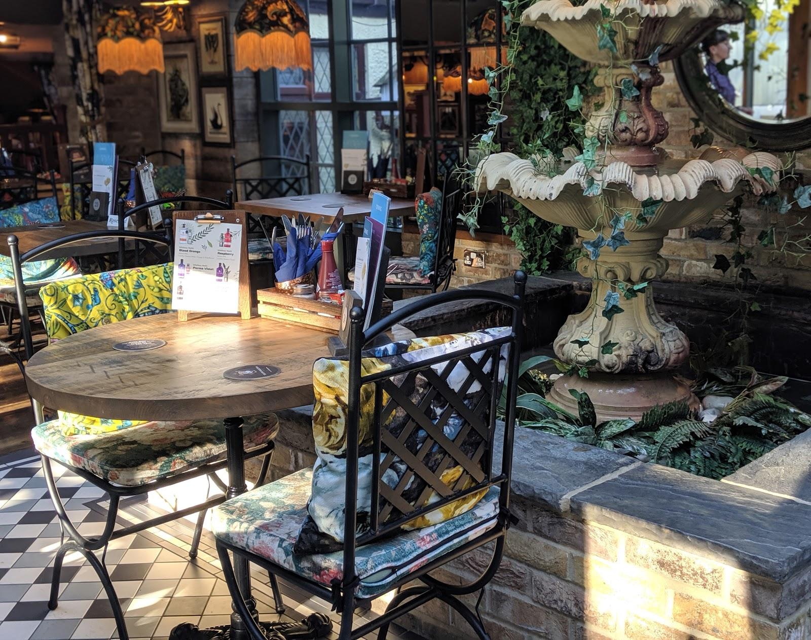 A Weekend Exploring Seaham Beach & Durham's Heritage Coast - Seaton Lane Inn conservatory