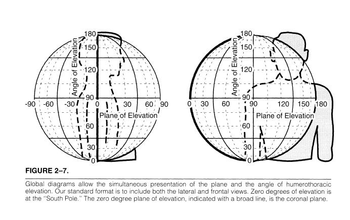 Shoulder Planes Of Movement