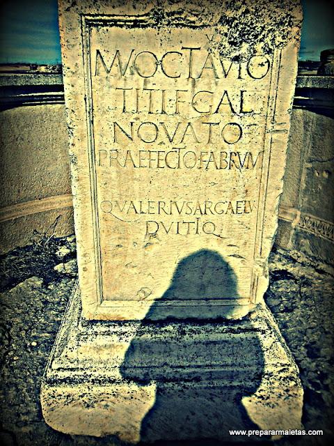 qué ver en Segóbriga Cuenca, restos romanos