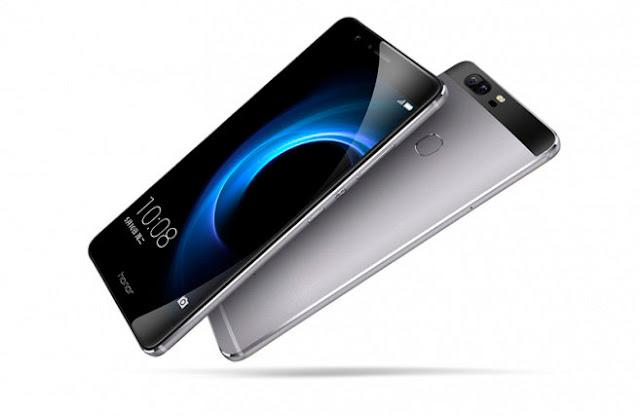 مواصفات وسعر الهاتف Huawei Honor V8  بالصور