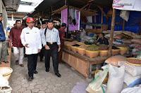 Komisi IX DPR RI Sidak Pasar Mandalika, Antisipasi ZAT Berbahaya Pada Makanan