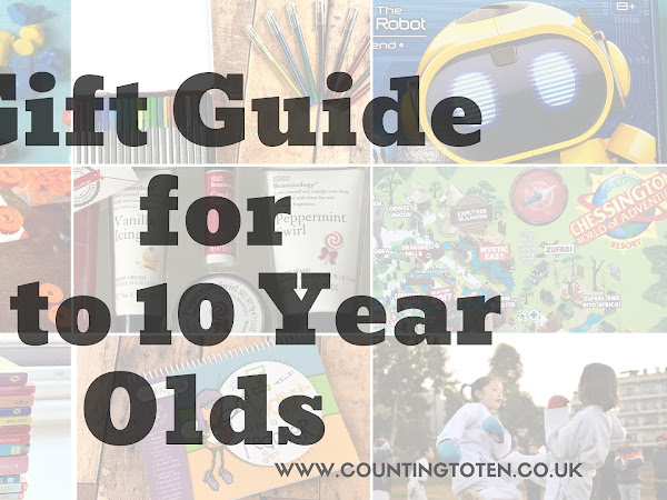 Gift Guide for 6 to 10 year old Children
