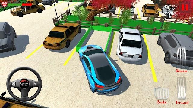Car Parking 3D Real Driving Simulator