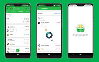 aplikasi keuangan money lover