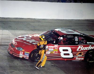 Dale Earnhardt Jr. Confesses #IWreckedEm #NASCAR