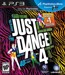 Just Dance 4 PS3 Torrent