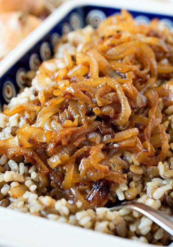 Mujadarra #healthydinner #familyrecipes #food #easy #yummy